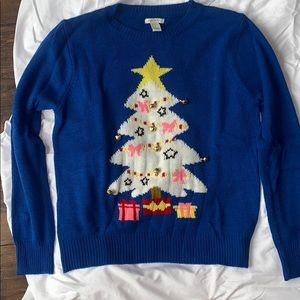 Forever 21 Ugly Christmas sweater